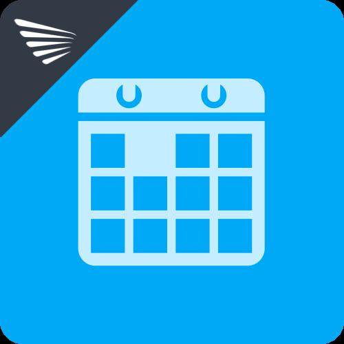 Zendesk calendar app