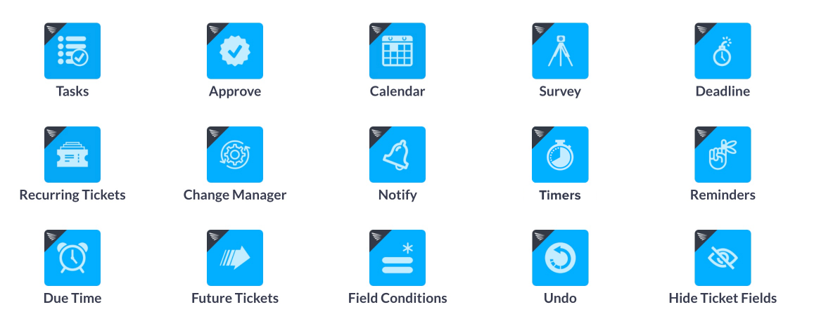 SweetHawk's Zendesk apps