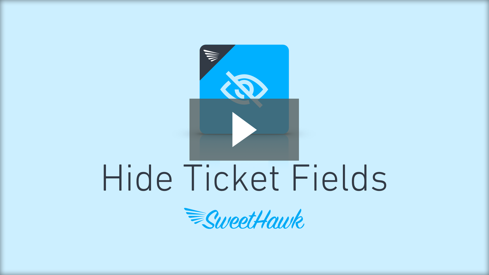 Watch the Hide Ticket Fields app video