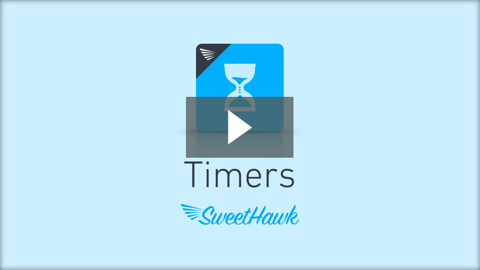 Watch the Timers app video