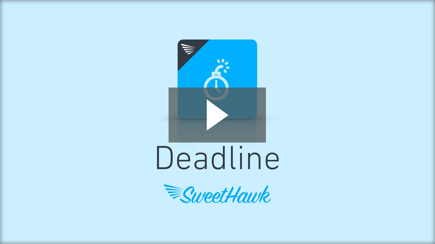 Watch the Deadline app video