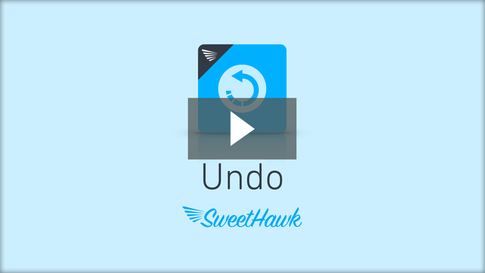 Watch the Undo app video