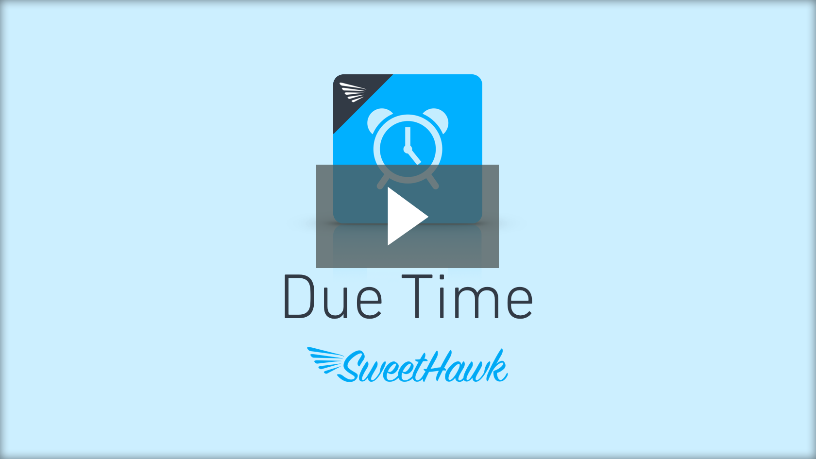 Watch the Due Time app video